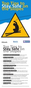 Top Tips To Stay Safe on The Slopes
