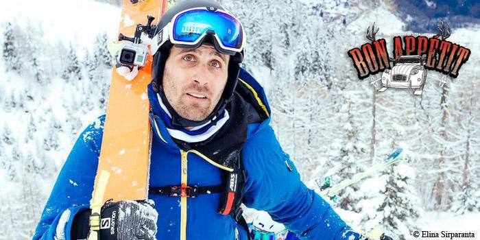 FAB MAIERHOFER BON APP @ Ski Rando Mag.fr