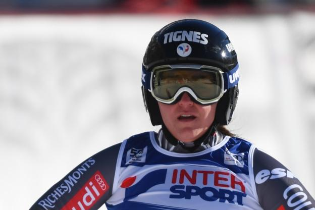 TIFFANY GAUTHIER VAL D'ISERE @ LEQUIPE.FR
