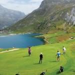 Golf Tignes golf des alpes.fr