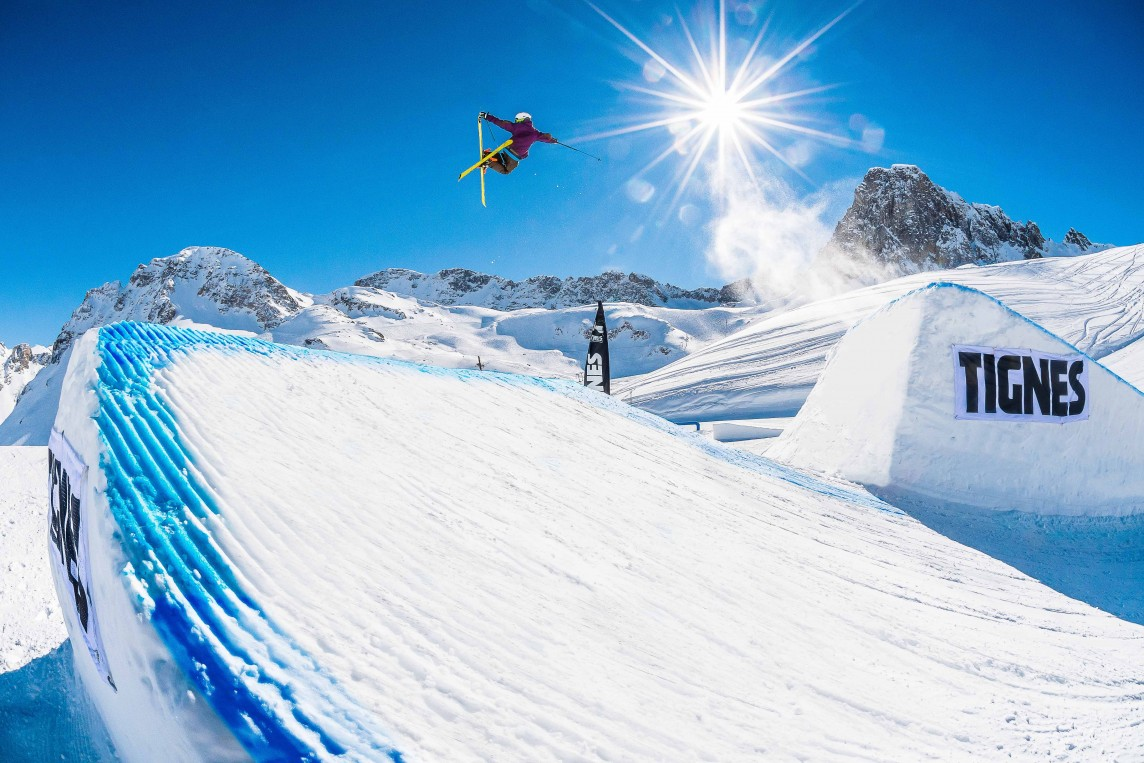 SNOWPARK @ ANDY PARANT