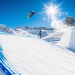 SNOWPARK @ ANDY PARANT