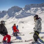 SNOWPARK DEPART @ TRISTAN SHU