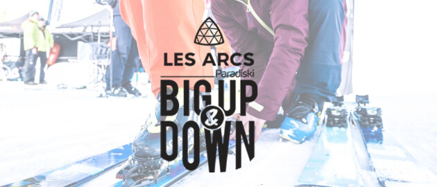 BIG UP & DOWN VISUEL @ LESARCS.COM