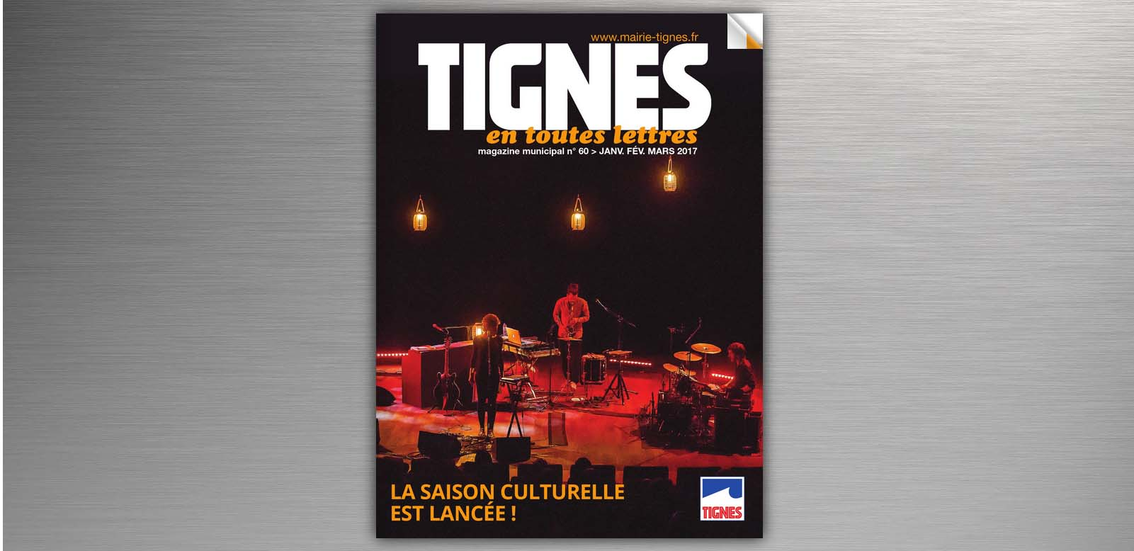 TTL n60 Janv 2017 @ mairie-tignes.net