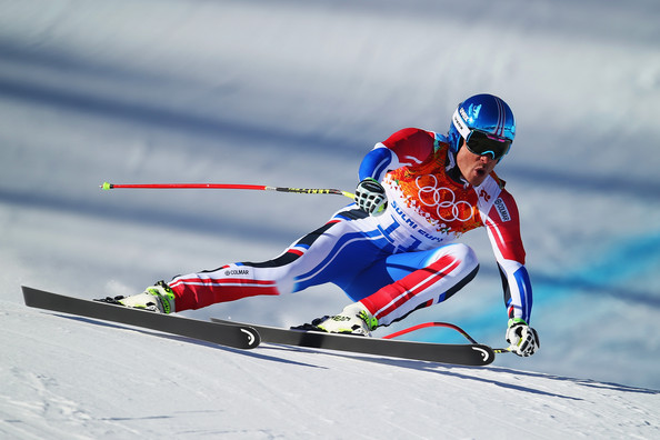 JOHAN CLAREY SOTCHI 2014 @ ALPINE SKIING PREVIEWS