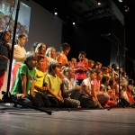 ECOLE SPECTACLE TAP @ JEAN VOGT