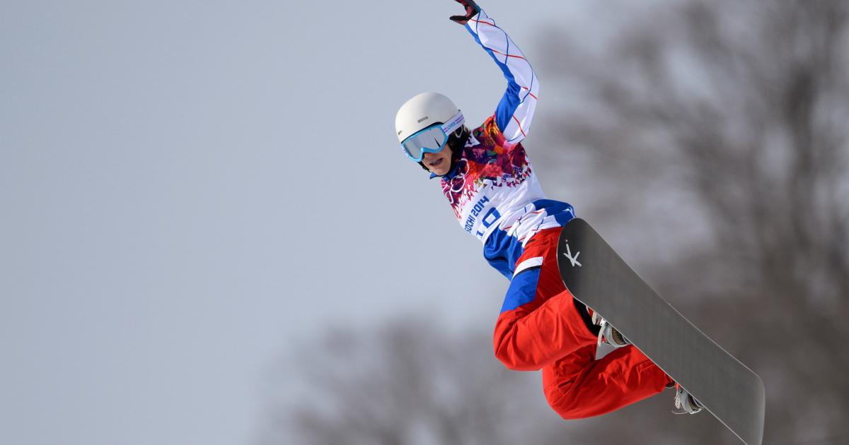 NELLY MOENNE LOCCOZ SOTCHI 2014 @ MELTY.FR