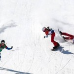 CHLOE TRESPEUCH PYEONGCHANG 2018 @ OUEST FRANCE