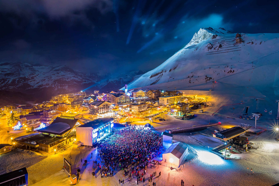 FRANCOS 2017 GENERAL @ TIGNES.NET