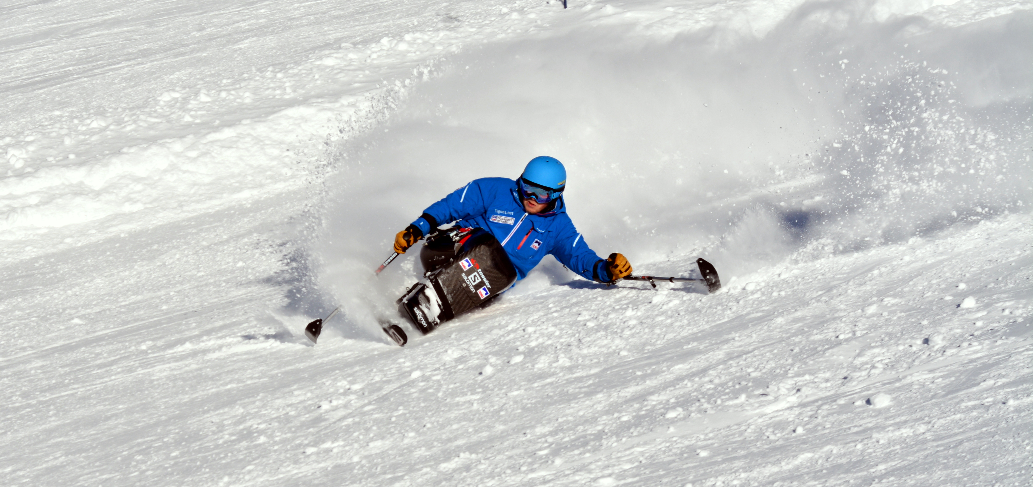 LOU BRAZ DAGAND ACTION @ TIGNES.NET