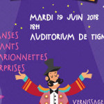 SPECTACLE FAN D ANNEE TAP 2018 VISUEL
