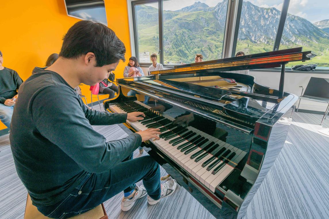 MUSICALP ETUDIANTS PIANO @ TIGNES.NET ANDY PARANT