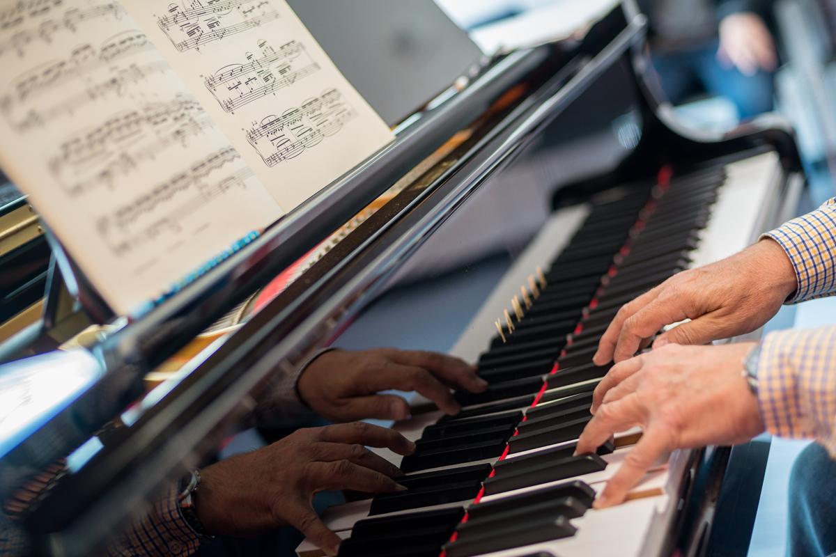 MUSICALP TIGNES PIANO @ TIGNES.NET