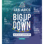 BIG UP AND DOWN AFFICHE