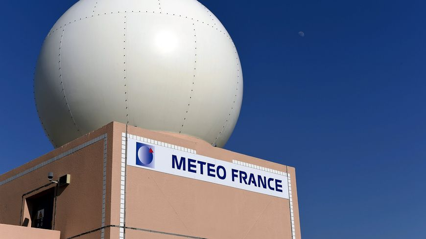 METEO FRANCE STATION @ FRANCE BLEU.FR