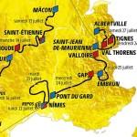 TOUR DE FRANCE 2019 PARCOURS SUD EST @ LETOUR.FR