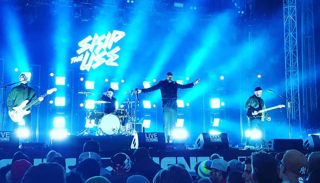 FRANCOS 2019 SKIP THE USE @ LARADIOSTATION.FR