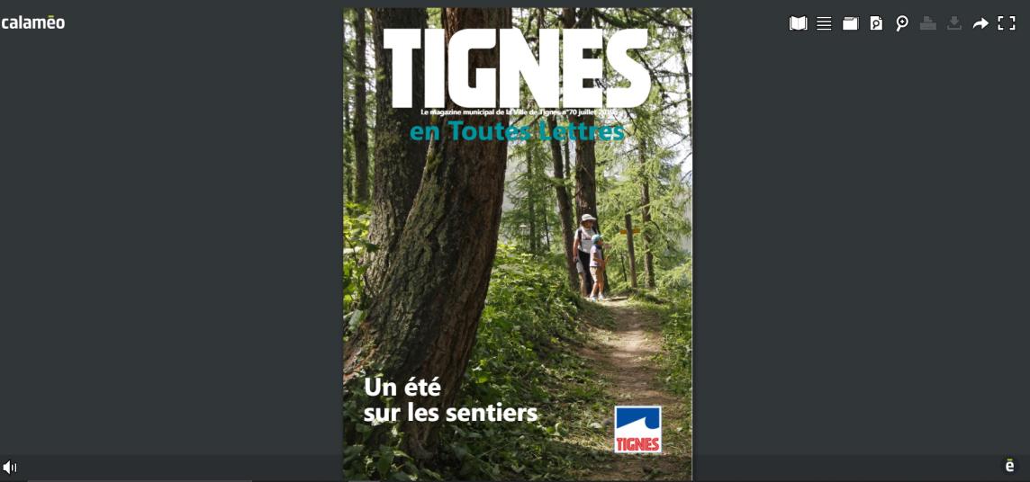 TTL N 70 @ MAIRIE-TIGNES.FR