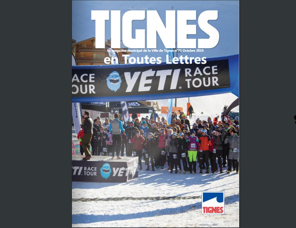 TTL N 71 @ MAIRIE TIGNES.FR