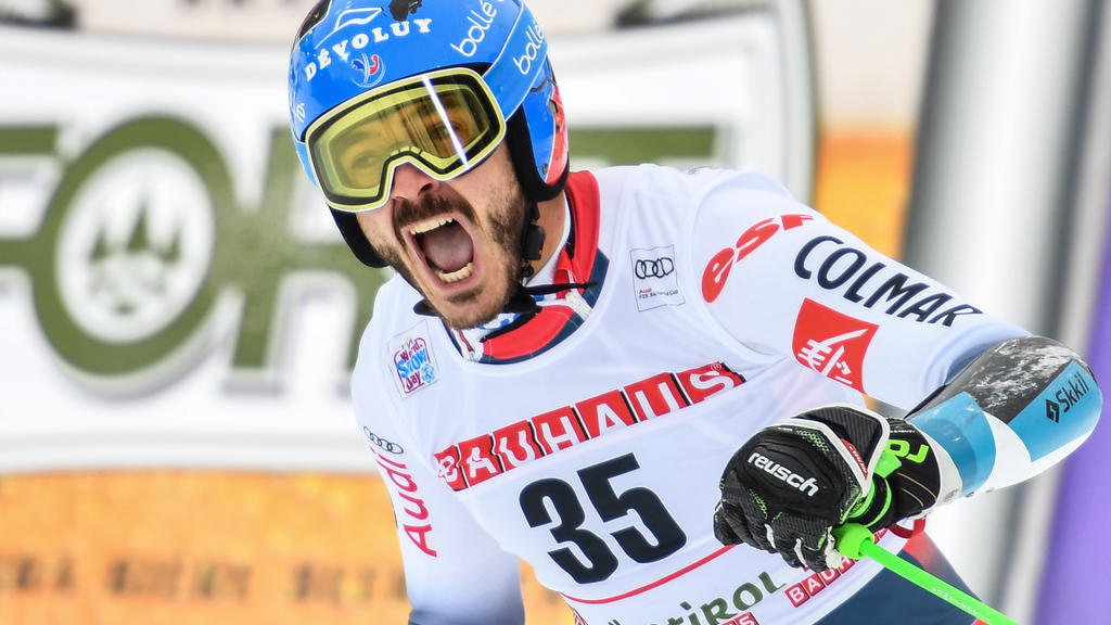 SKI-ALPINE-MEN-WORLD-GIANT SLALOM