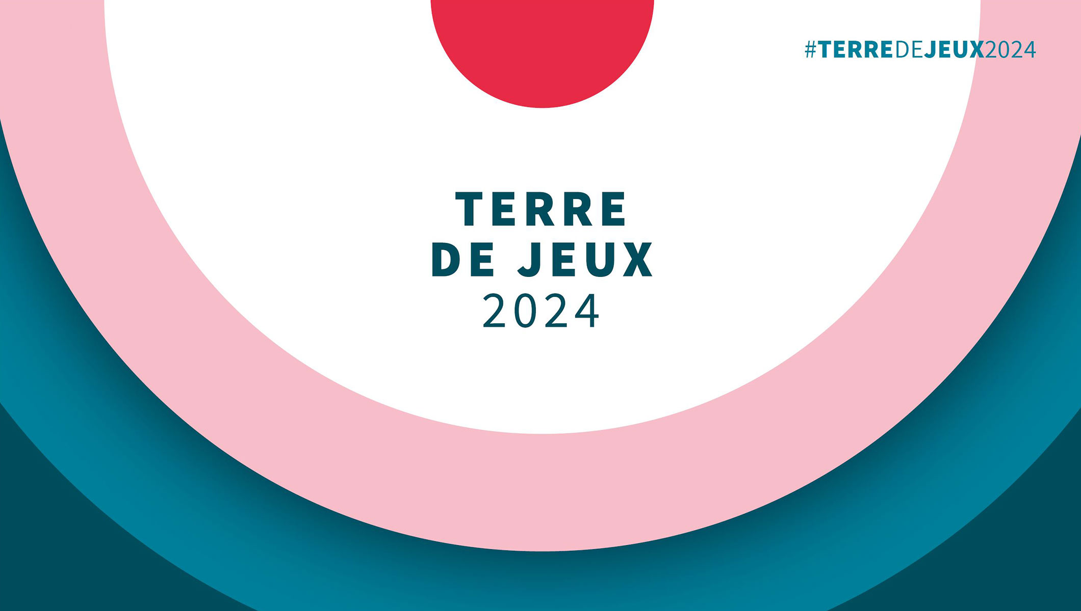 TERRE DE JEUX 2024 VISUEL @ TERRE DE JEUX.FR