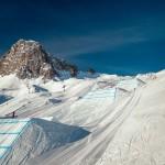 SNOWPARK LIGNES EXPERT CE SLOPESTYLE 2020 @ TIGNES.NET