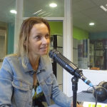 CELINE MARRO PORTRAIT RADIO @ LARADIOSTATION.FR