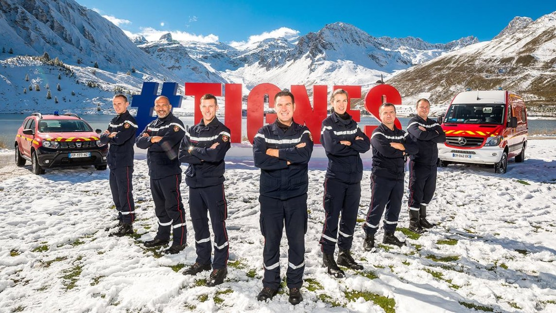 POMPIERS TIGNERS CALENDRIER 2021 @ ANDY PARANT