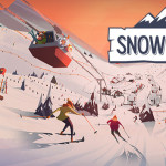 SNOWTOPIA VISUEL @ STEAM