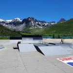 SKATEPARK TIGNES 2021 FISE @ ANDY PARANT